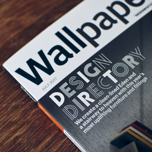 "Wallpaper* ""Design Directory"" issue, July 2011"